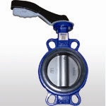 B13W-YX/HJ/SX Wafer Type Butterfly Valve