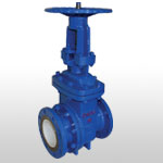 Toughened Structural Ceramic gate valve(cmanually operation)