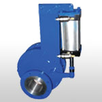 Toughened Structural Ceramic Poppet valve